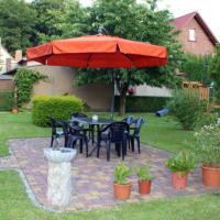 Bild Sitzecke im Garten
