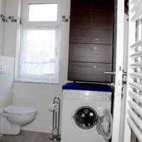 Bild Bad mit Waschmaschine