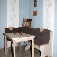 Bild Sitzecke in der Küche