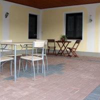 Bild Überdachte Terrasse