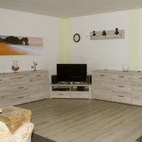 Bild Wohnzimmer mit TV