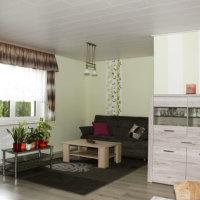 Bild kleine Sitzecke in der Wohnstube